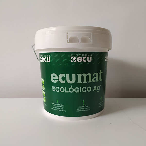 Nuevo Ecumat Ecológico AG+ con Certificado Ecolabel