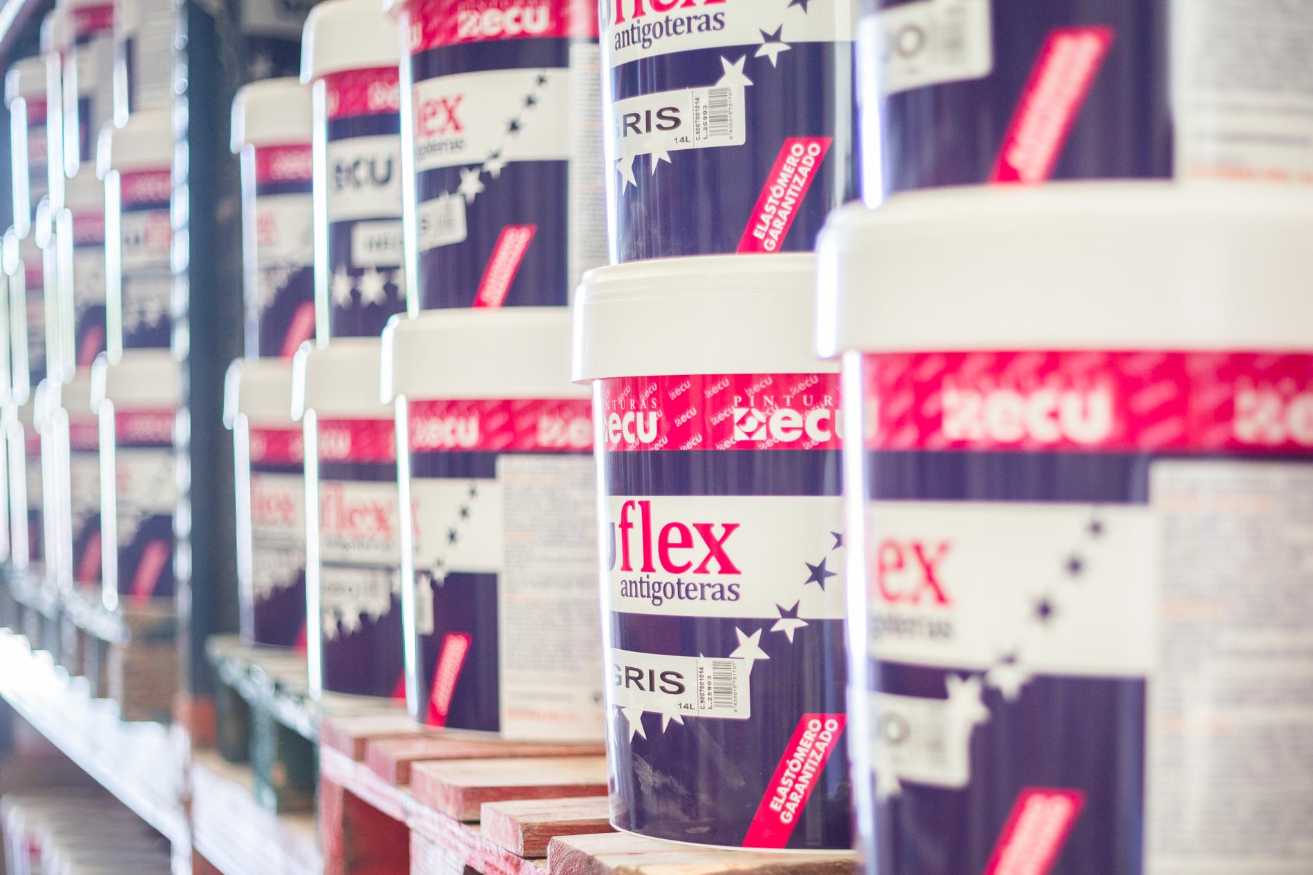 Ecuflex Membrana es la solución para tus problemas de goteras